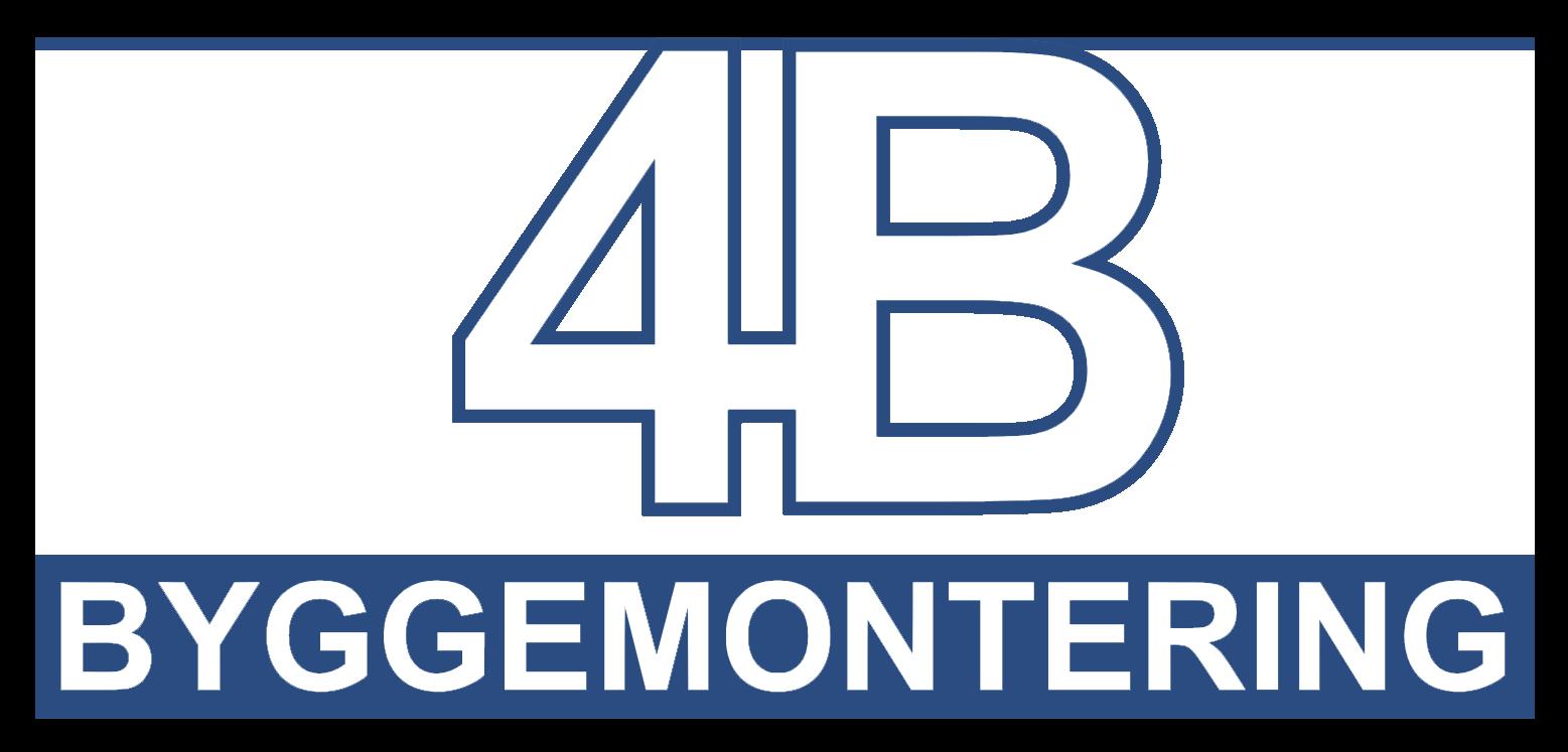 4B Byggemontering